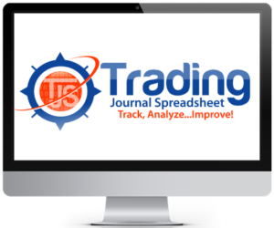TJS logo on computer screen