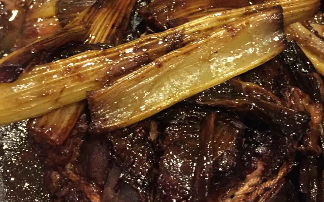 Celery Beef