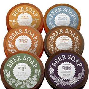beer soap gifts for him