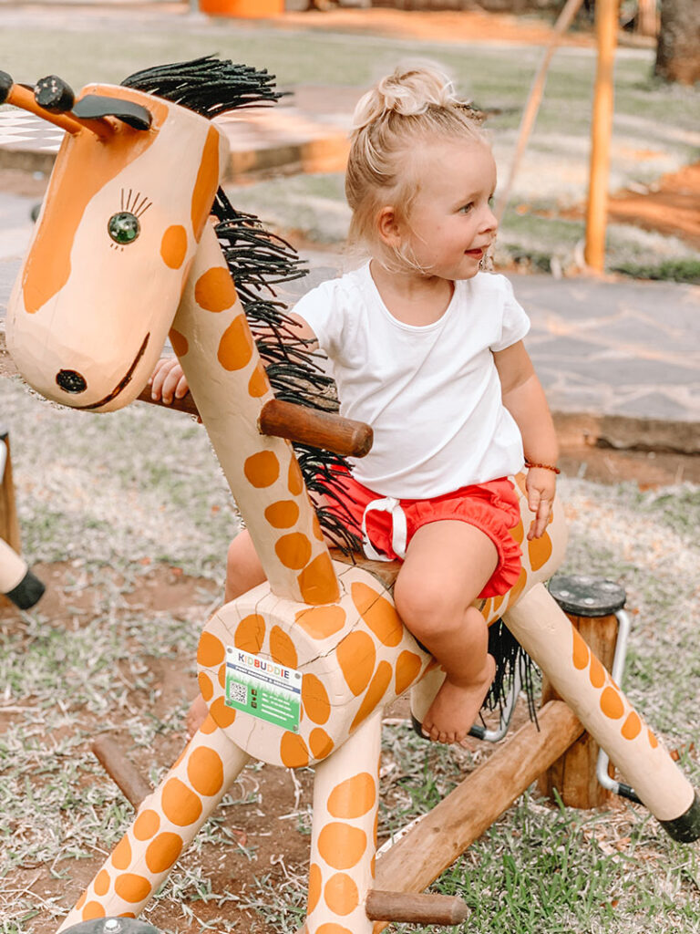 Things to do in Livingstone with a Toddler