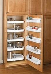 5 shelf lazy susan
