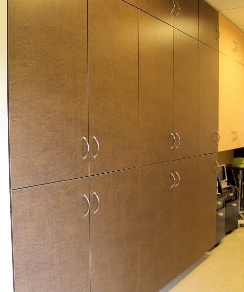 Women First Medical Facility S&W Cabinets project
