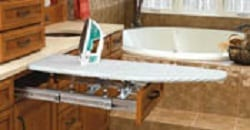 drawer accessory fold out ironing board