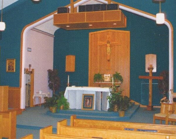 St. Ambrose Church - Before S&W remodel