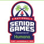 2021 National Senior Games logo