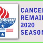 massachusetts senior games logo and text