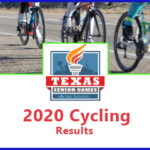 2020 Texas Senior Games women's cycling results