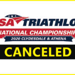 2020 usa triathlon clydesdale athena national championships canceled