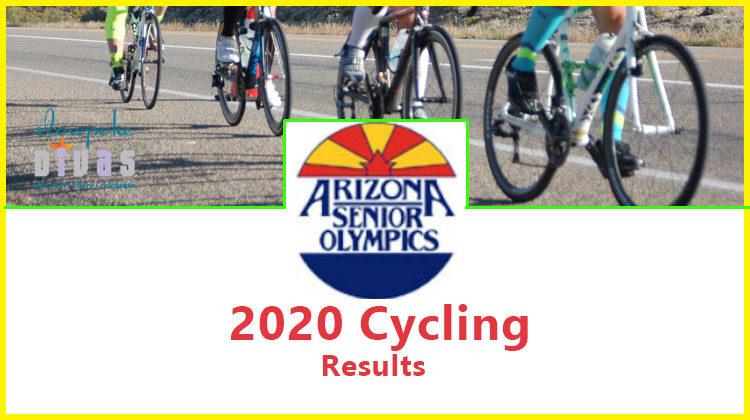 2020 arizona senior games cycling results