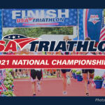USA Triathlon 2021 national championships logo