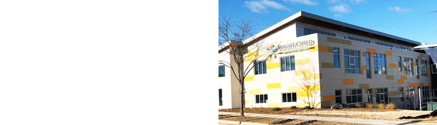 Photo of construction of the new building at Bright Child Learning Center in Madison WI (53719)