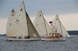 A Scow Fleet