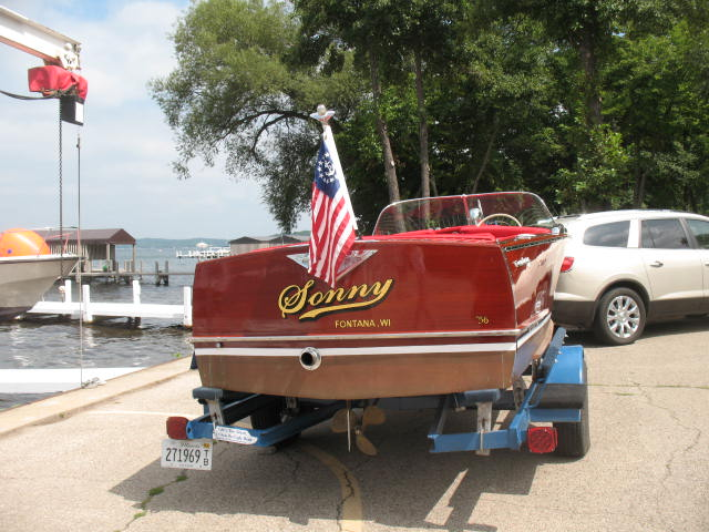 2014 Wooden Boat Show