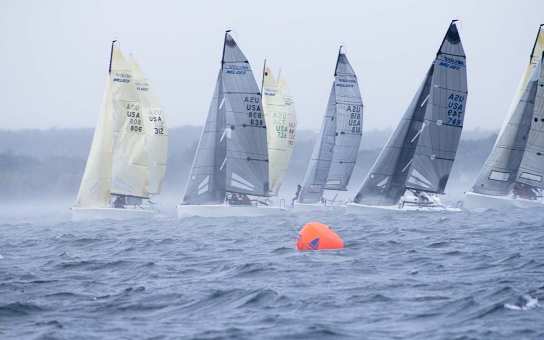2014 MELGES 24 FALL CHAMPIONSHIP PHOTOS