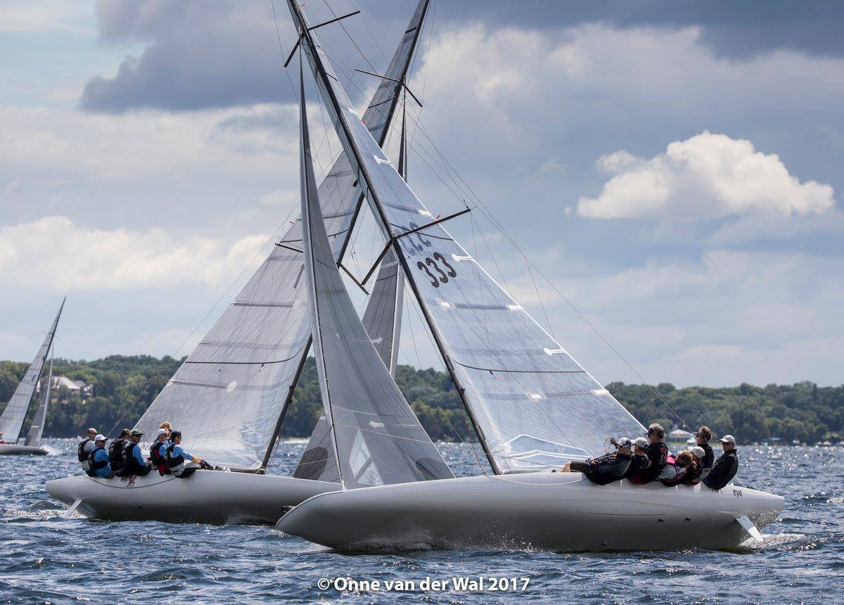2017 A Scow Nationals