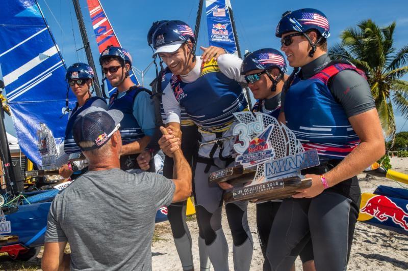 Melges Rowe Red Bull Series