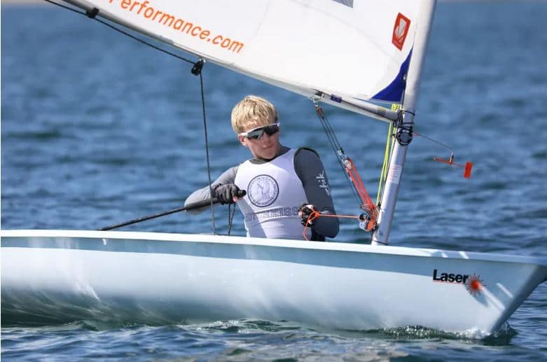 Chapman Petersen 2019 Cressy High School Single-handed Championship