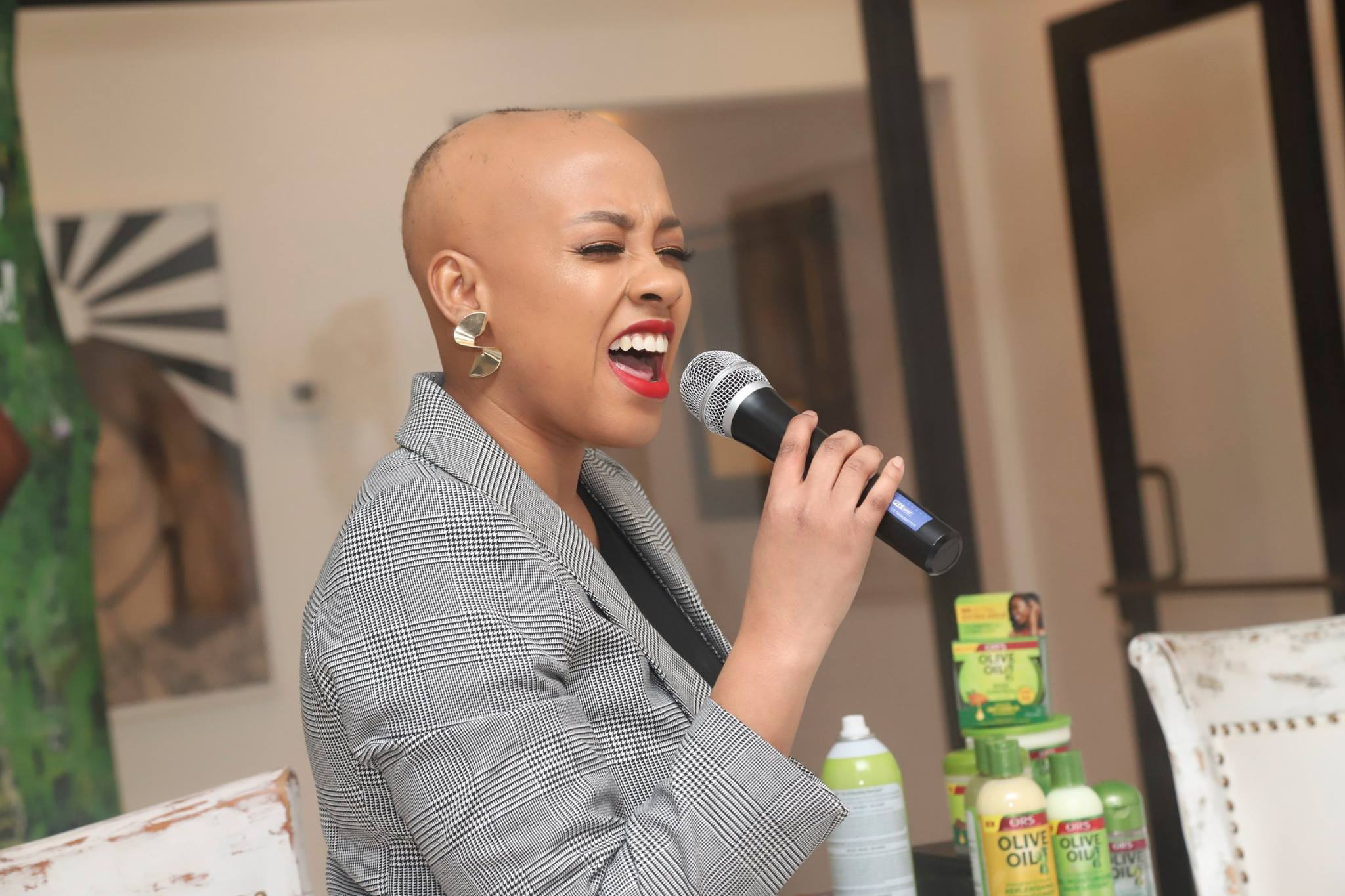 Gifted Keys Singing at ORS- Afrobella Blogger Anniversary event