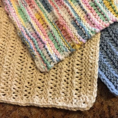 Lacey Dishcloth