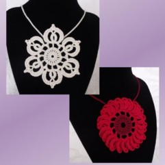 Crochet a Necklace