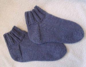 Knitted Socks Pattern