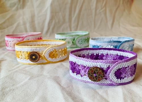 Hippie Bracelets - 5 Colours