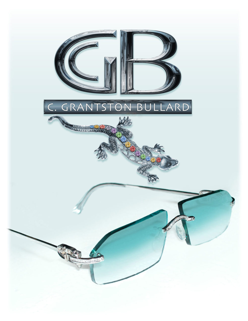 CGB Chameleon Eyewear Ad