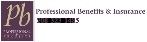 Professional Benefits & Insurance Logo