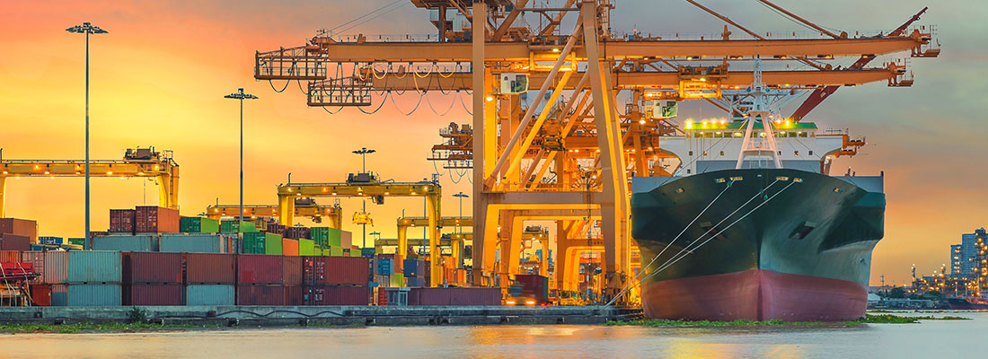 California Clean Air Grants services for ocean shipping and logistics
