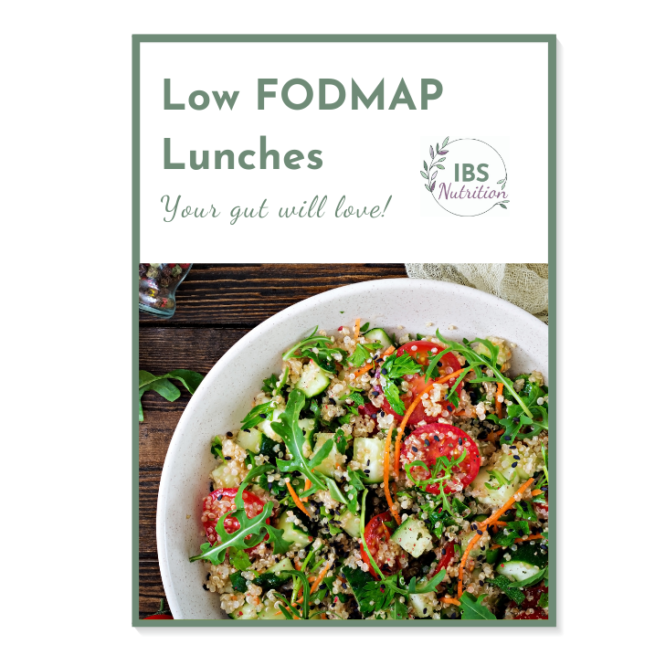 Low fodmap lunch recipes