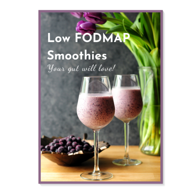 low fodmap smoothies