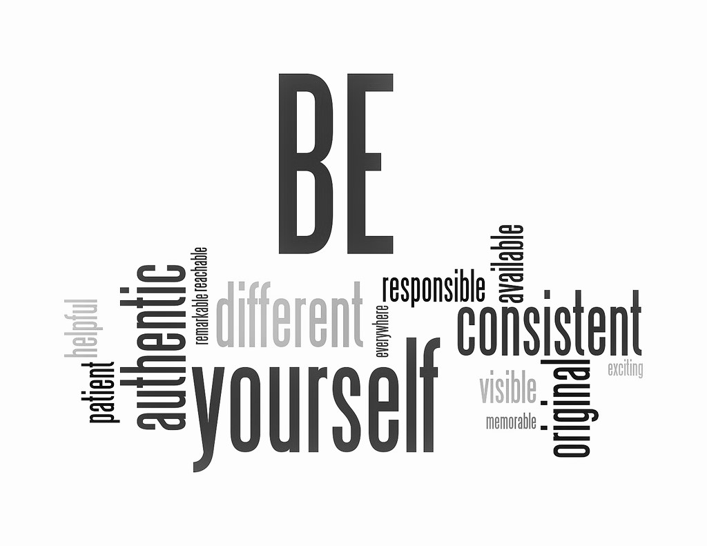 Be Yourself Branding