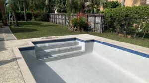 Resurfacing a Pool