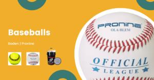 baseballs from baseball excellence