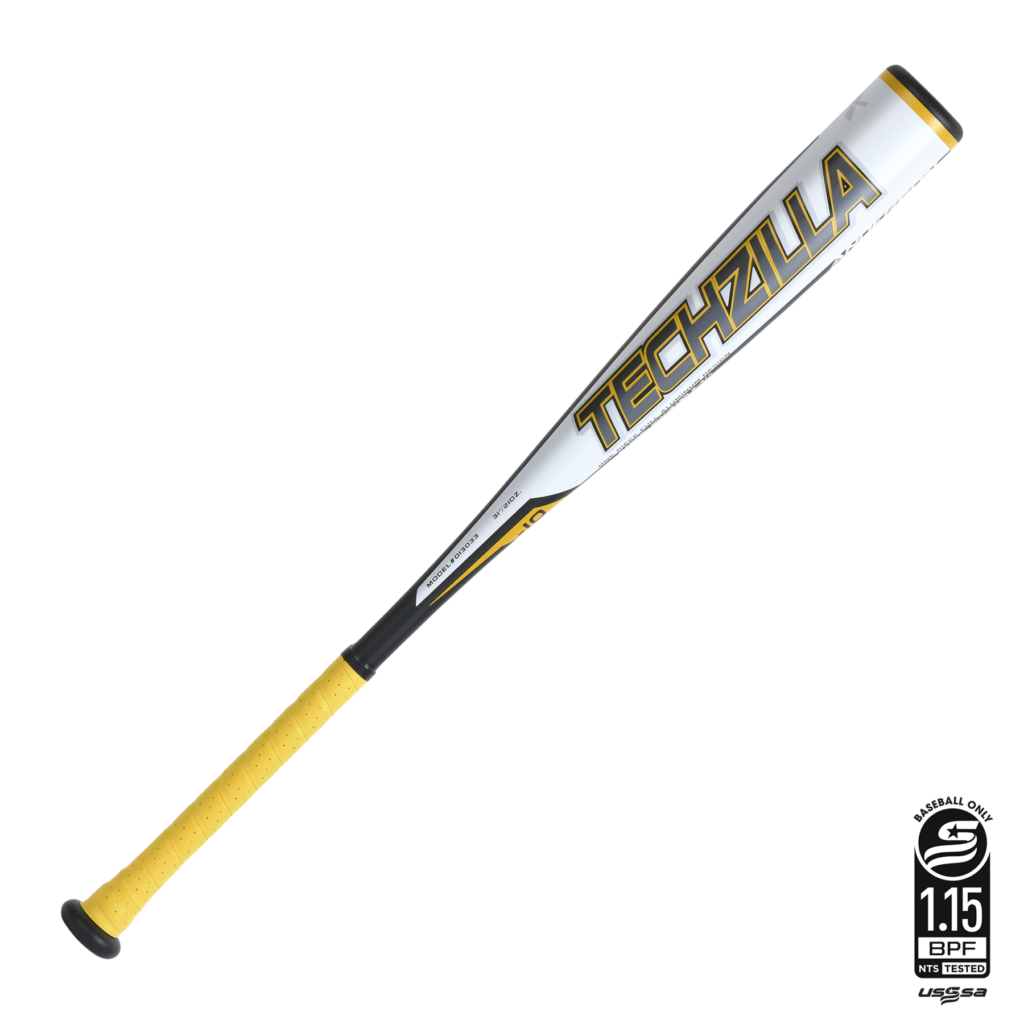 techzilla youth bats