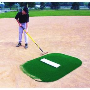 portolite 6 inch game mound by baseball excellence