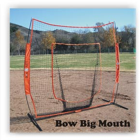 bownet big mouth by baseball excellence