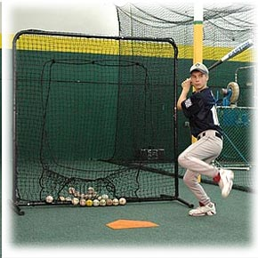 catch net from baseball excellence