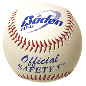 safety 5 baseball from baden