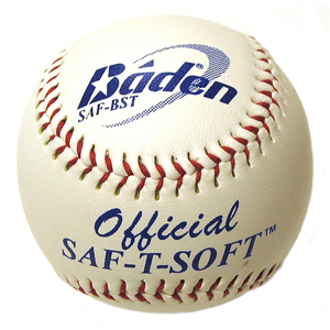 practice and training baseballs from baden