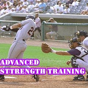 baseball strength training