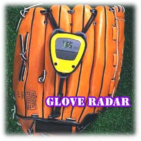 glove radar by baseball excellence