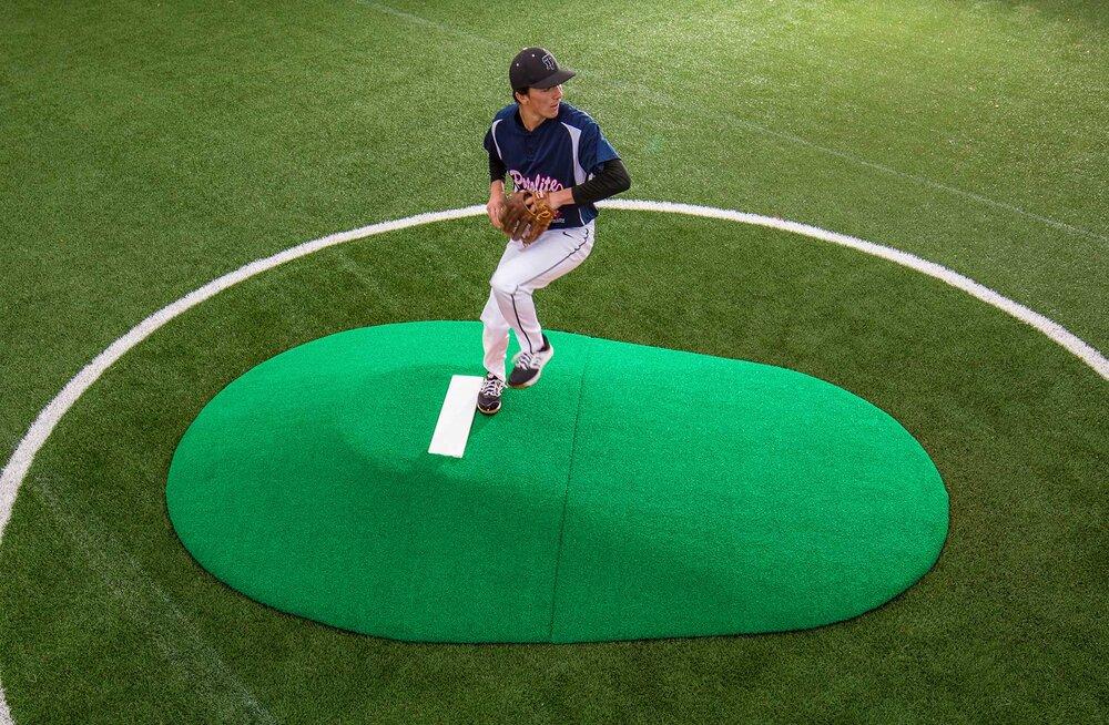 10 inch 2 piece game mound