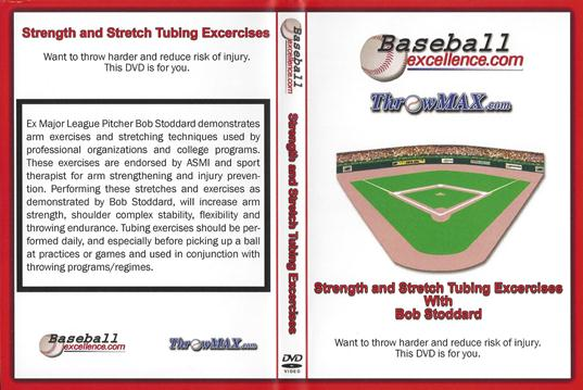 strength and stretch tubing exercises by Bob