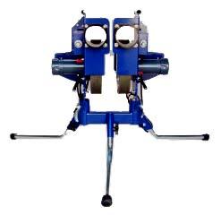 bata twin pitching machines