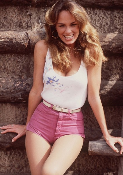 Daisy Duke was the reason scissor sales went up in the 1980's.