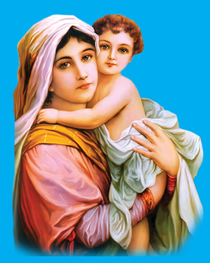 Thanking Mary October 7th:  Our Lady Of The Rosary