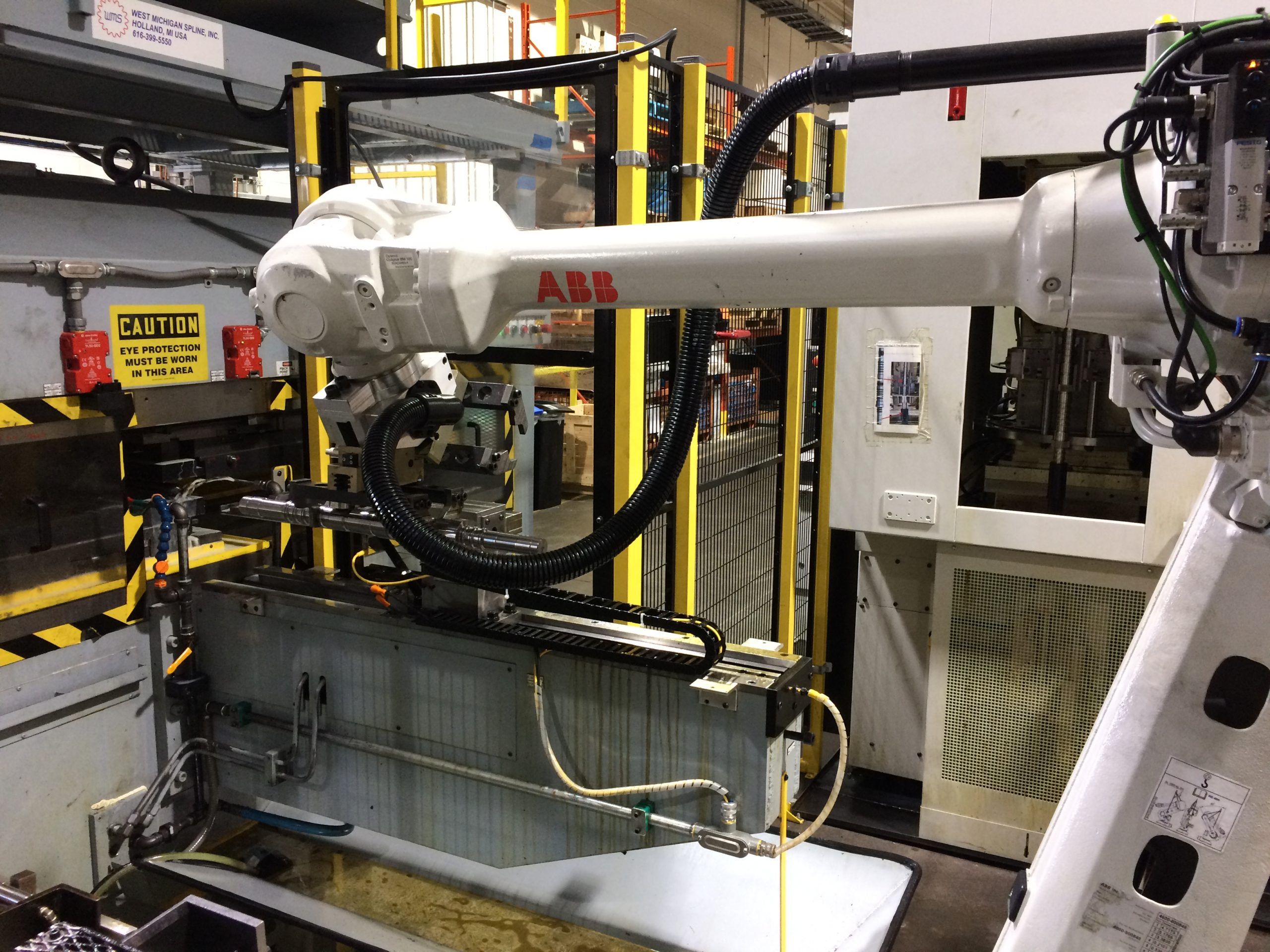 Robotic & Automation Factory Solutions
