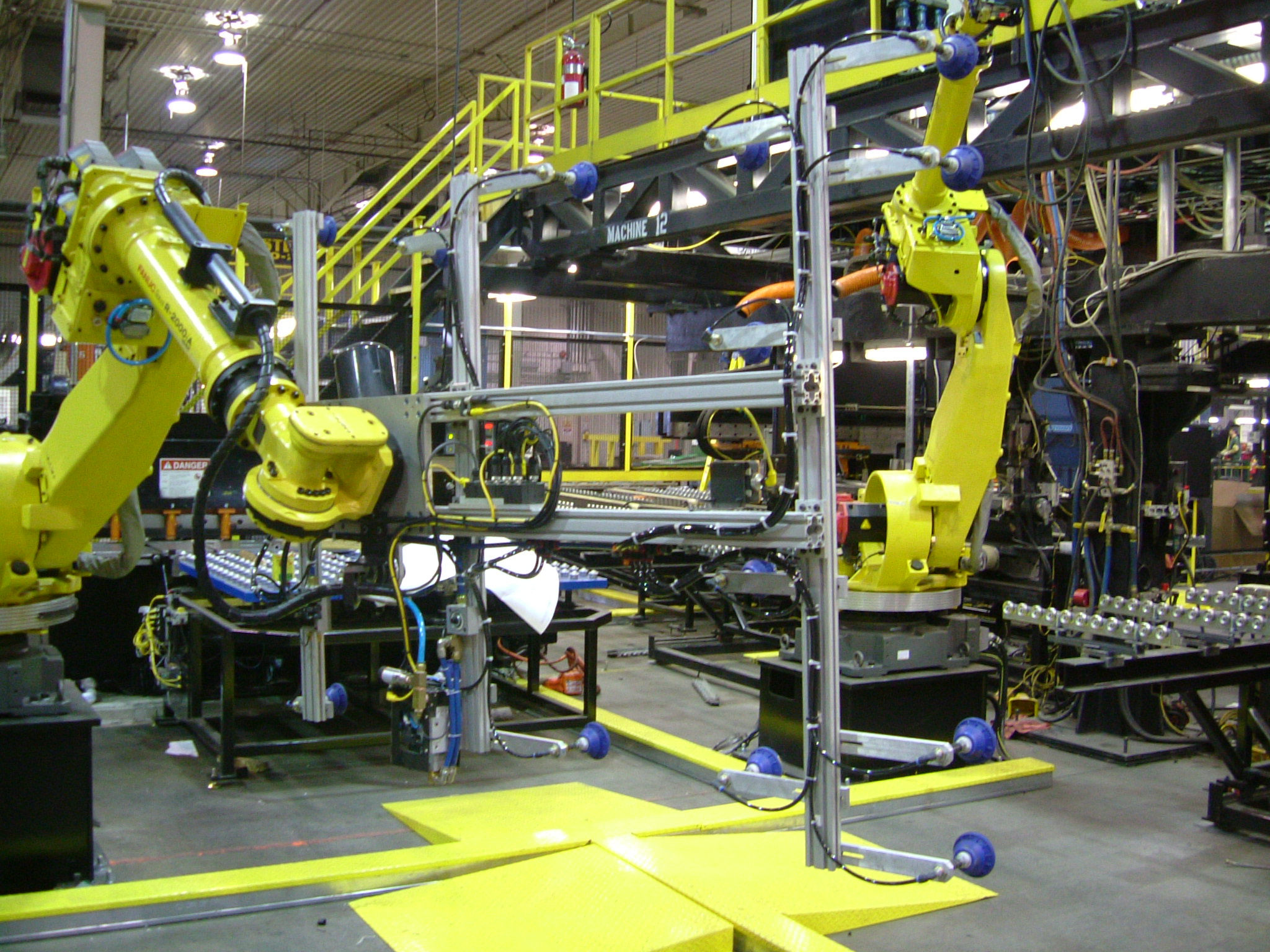Robotic Systems & Solutions