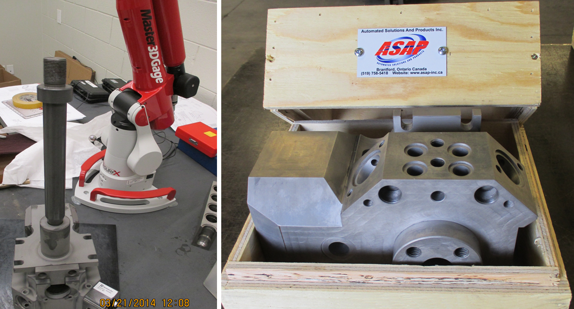 Tooling & Consignment Inventory